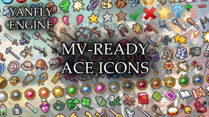 Freebie - MV Read Ace Icon