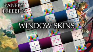 Freebie - Window Skins