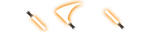 Beam Sword Orange