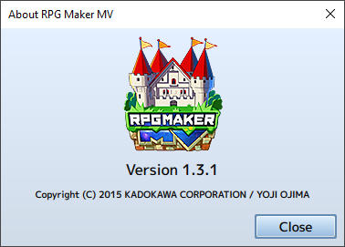 RPG Maker MV 1 3 1 Update! – yanfly moe