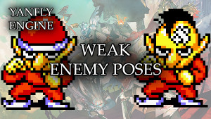 YEP.119 - Enemy Weak Poses
