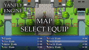 YEP.121 - Map Select Equip
