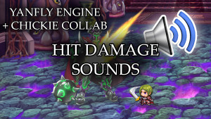 YEP.128 - Hit Damage Sounds