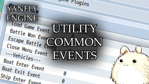 YEP.133 - Utility Common Events