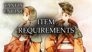 YEP.136 - Item Requirements