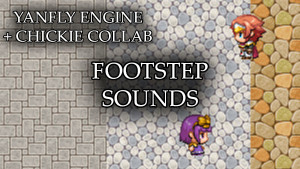 YEP.138 - Footstep Sounds