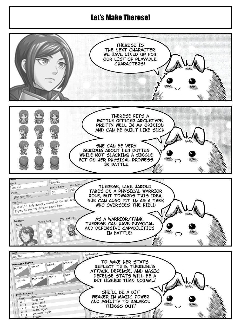 Comic – Let's Make a Character – yanfly moe