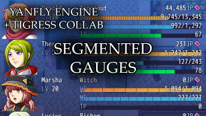 YEP.151 - Segmented Gauges