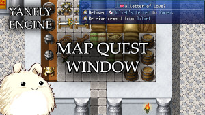 YEP.156 - Map Quest Window