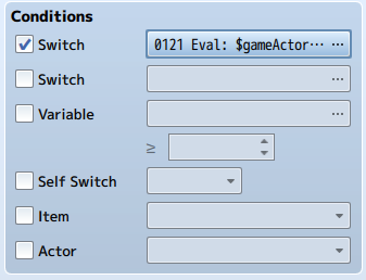 YEP 162 – Advanced Switches and Variables Tutorial – RPG