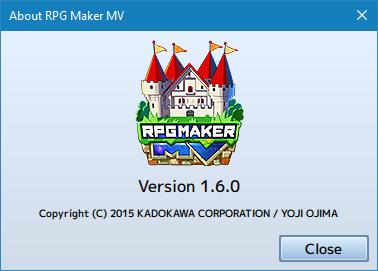 RPG Maker MV 1 6 0 Update is out but… – yanfly moe