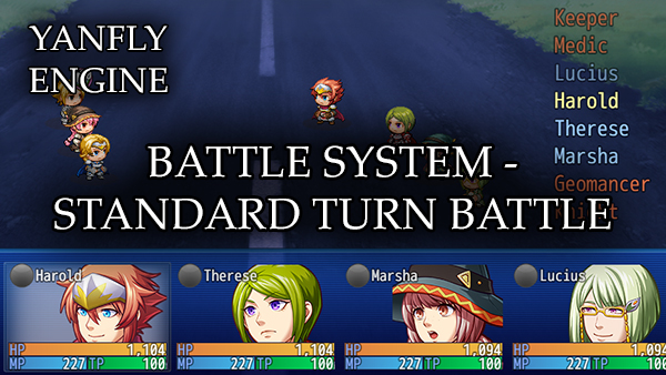 YEP.130 - Battle System - STB