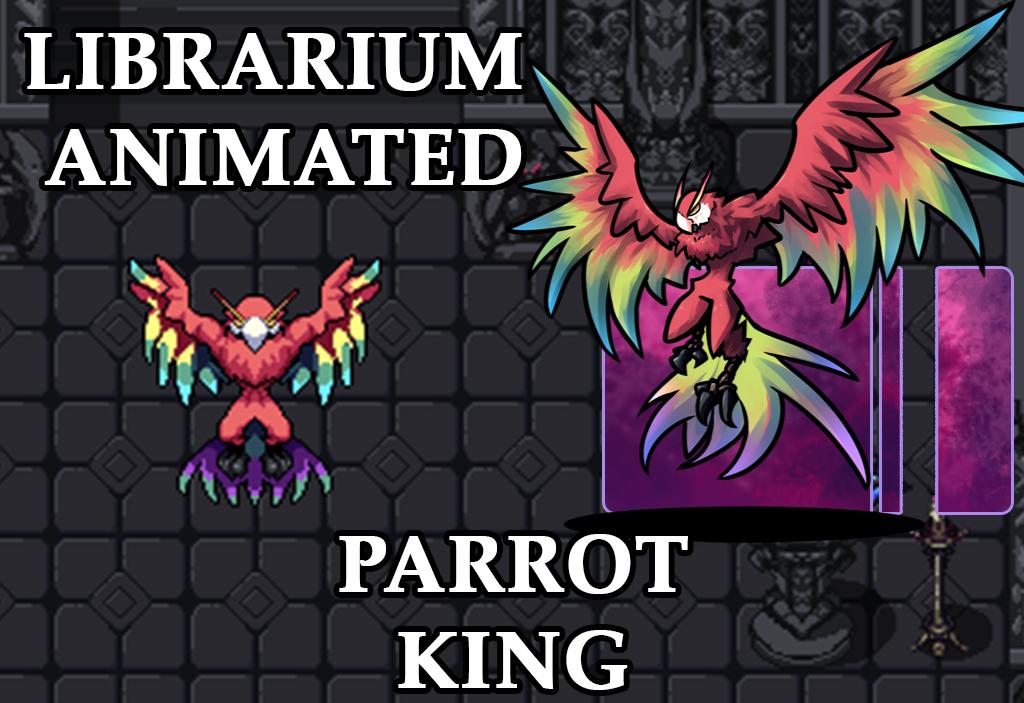 parrotkingrbanner