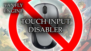 YEP.172 - Touch Input Disabler