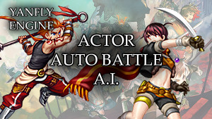 YEP.175 - Actor Auto Battle AI