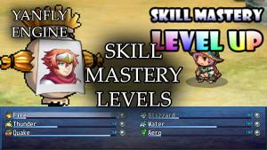 YEP.177 - Skill Mastery Levels