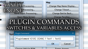 YEP.179 - Plugin Commands - Switches and Variables Access